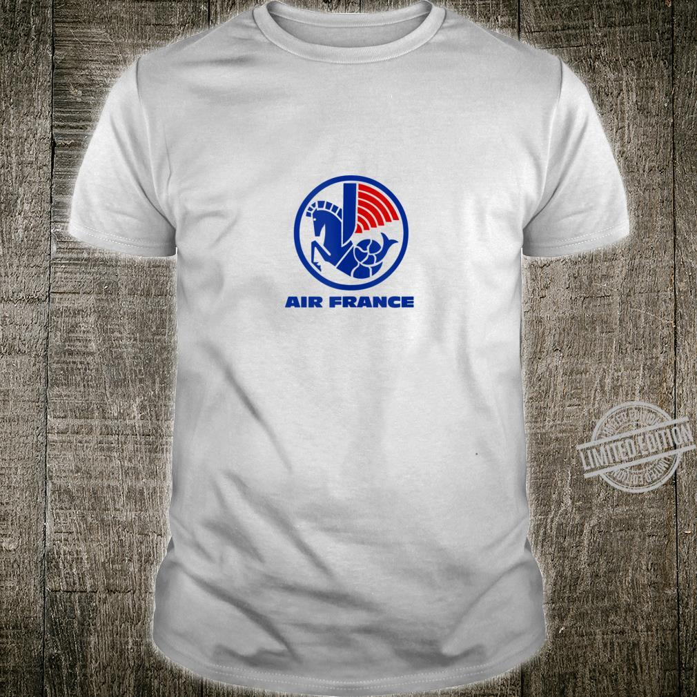 Air France Retro Logo Shirt