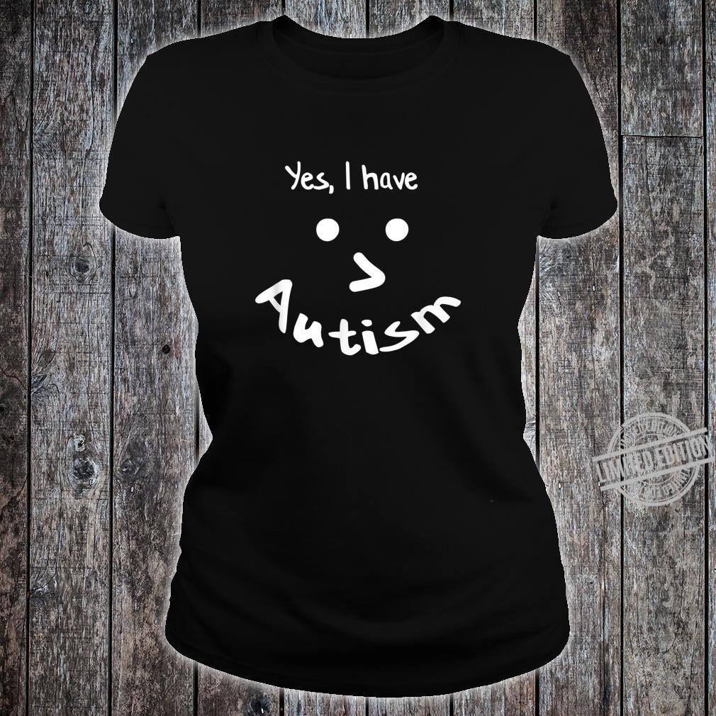 Autismus Bewusstsein Tag süßes cooles Autismus Shirt Kinder Shirt ladies tee