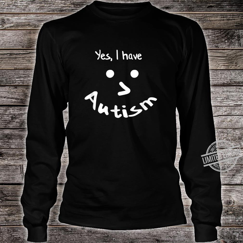 Autismus Bewusstsein Tag süßes cooles Autismus Shirt Kinder Shirt long sleeved