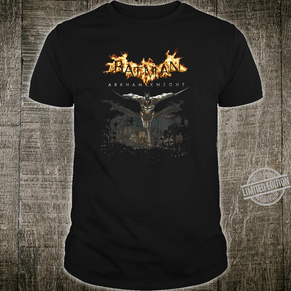 Batman Arkham Knight City Watch Shirt