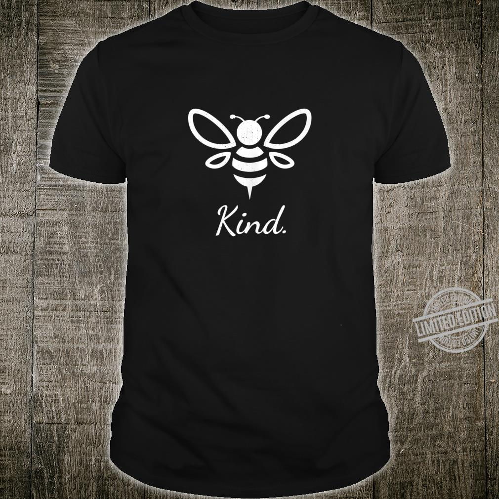 Bees Kind Distressed Shirt