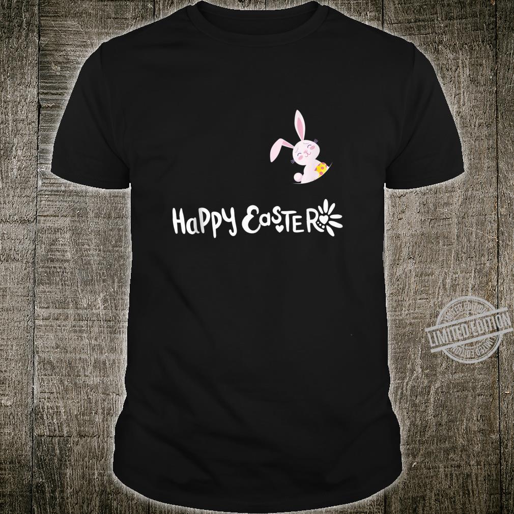 Cute Rabbit Happy Easter Boys Girls Shirt