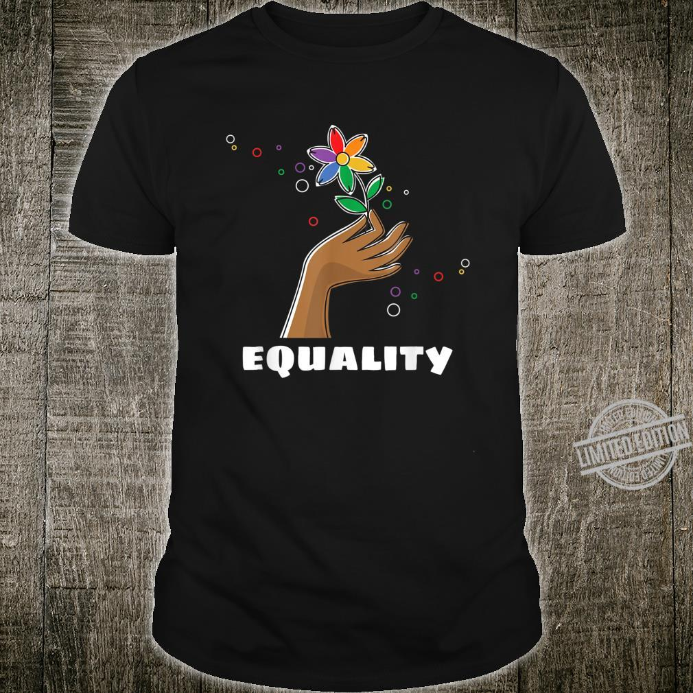Equality Peace Humanity Decent world Shirt