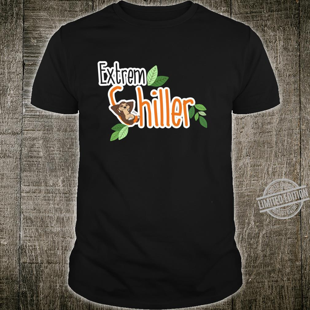 Extrem Chiller designed by NICI jumper Shirt