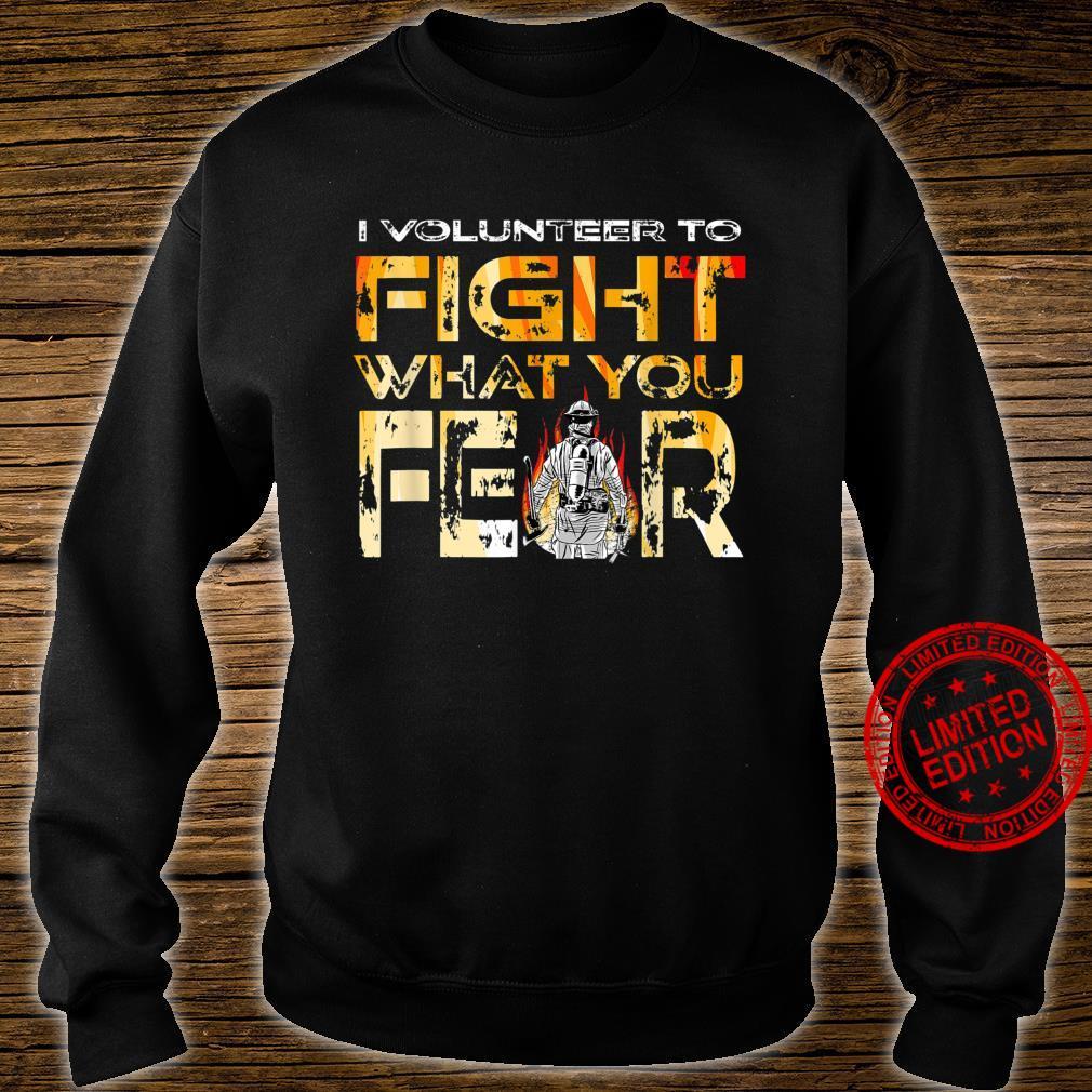 Freiwillige Feuerwehr Shirt sweater