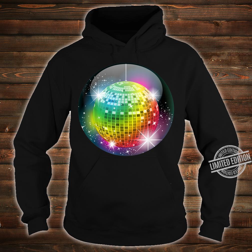 Funny Disco Balls Club Party For Night Life Boy & Girl Shirt hoodie