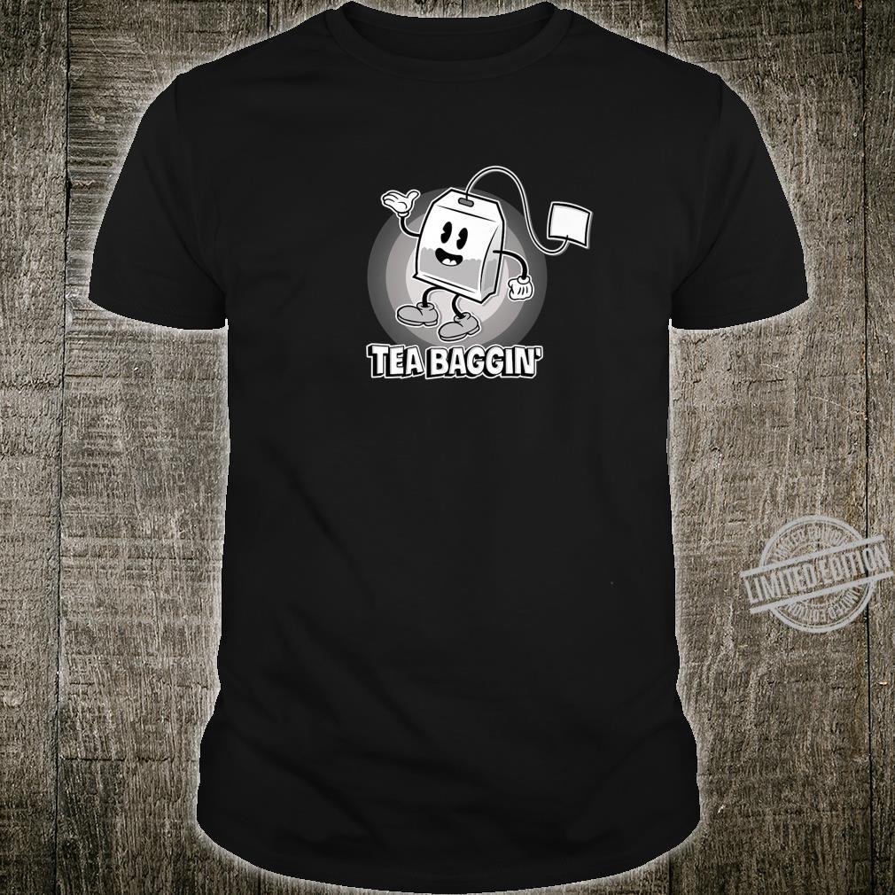 Funny Tea Baggin' Gamer Shirt