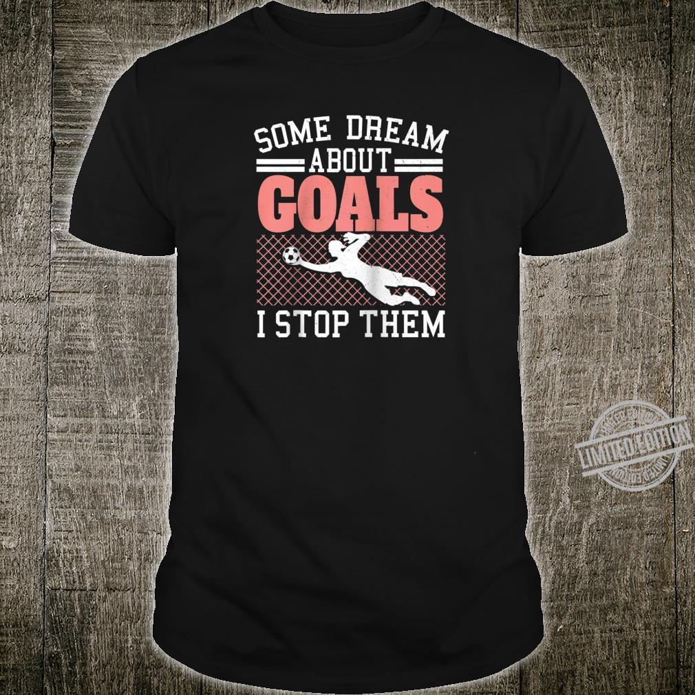 Goalie Shirt Girls Soccer Shirt with Sayings Shirt