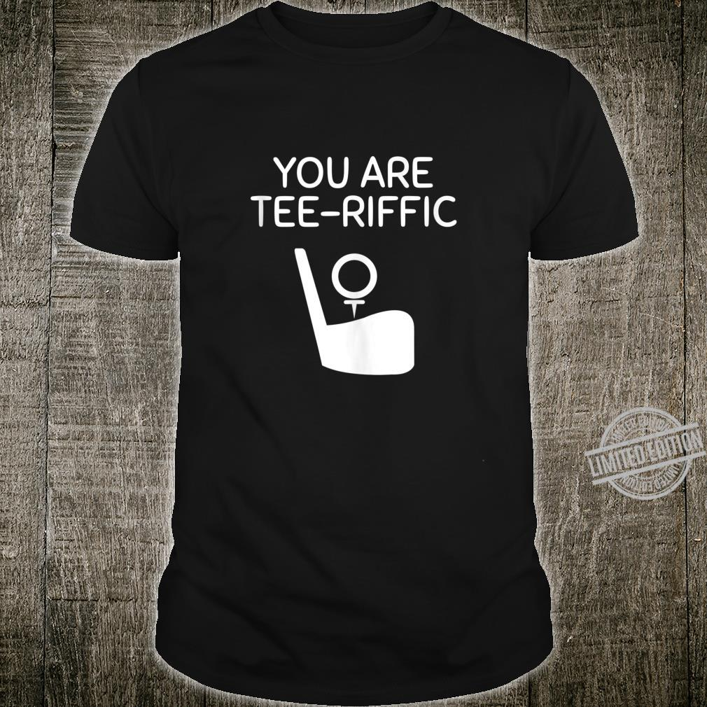 Golf Pun Golfer Joke Rific Shirt