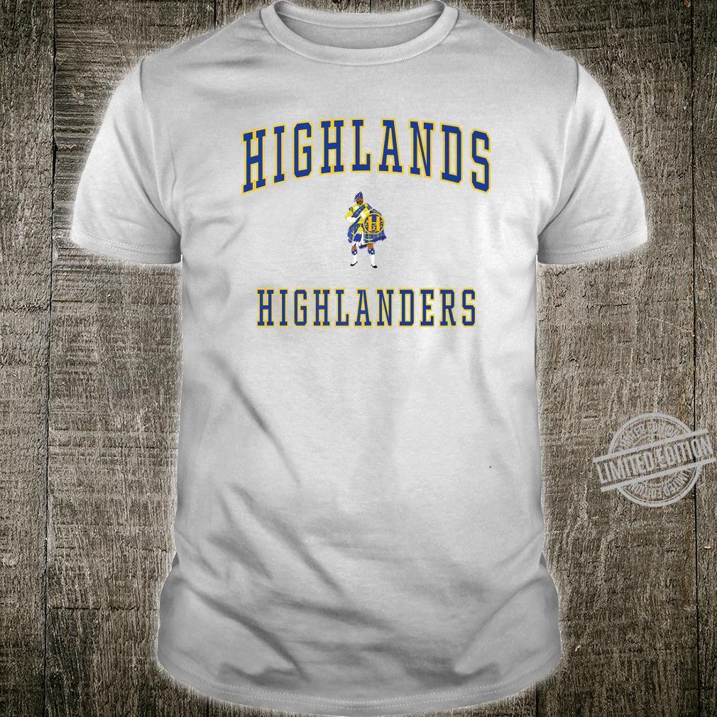 Highlands School Highlanders Shirt