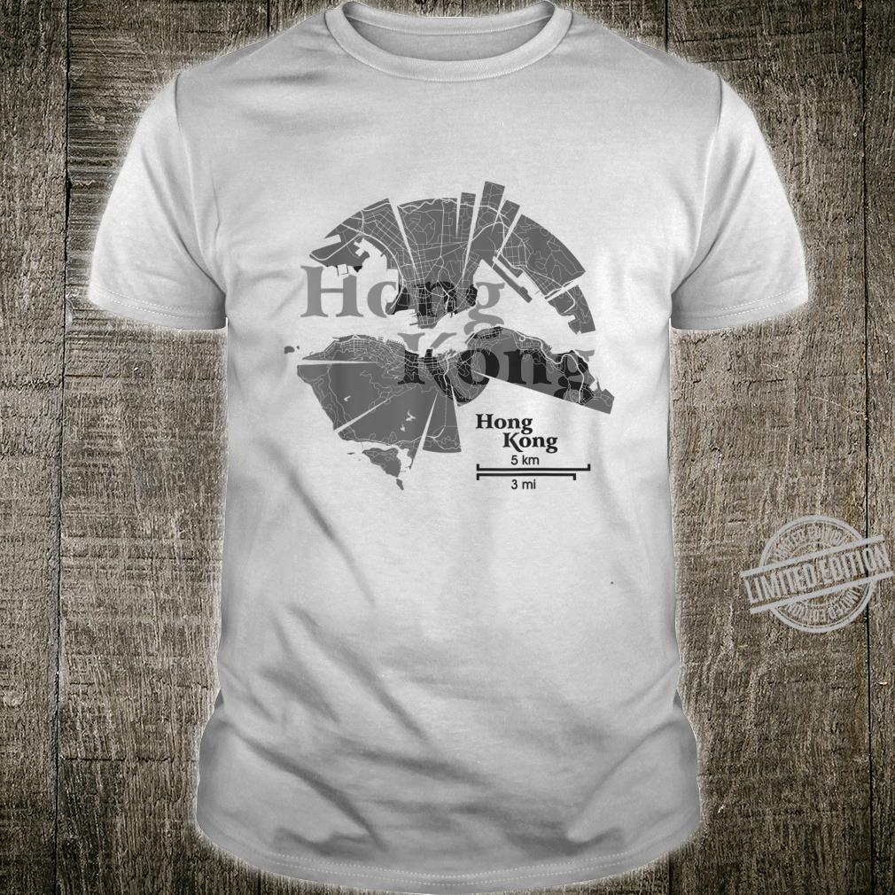 Hong Kong by ShirtUrbanization Shirt