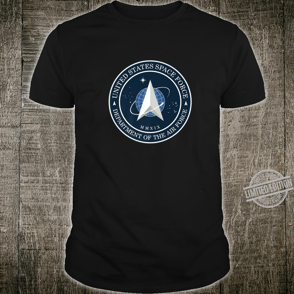 New Space Force Logo 2020 USSF Shirt