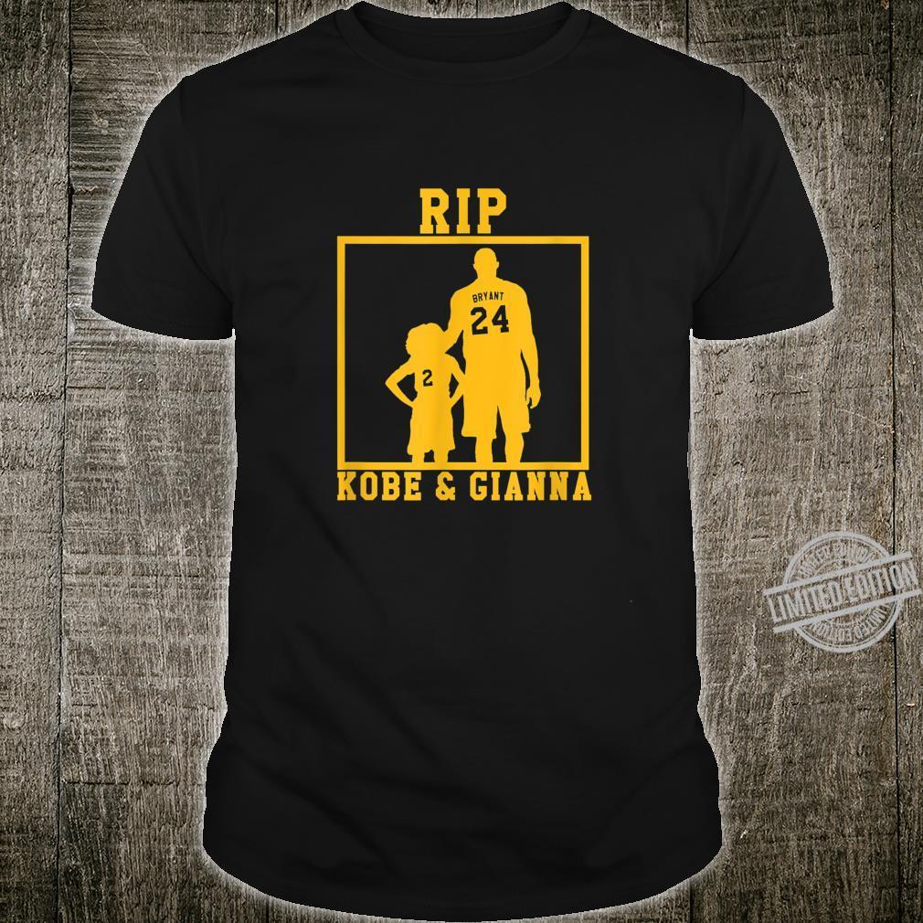 Ripkobe Rest In Peace Memorial Shirt