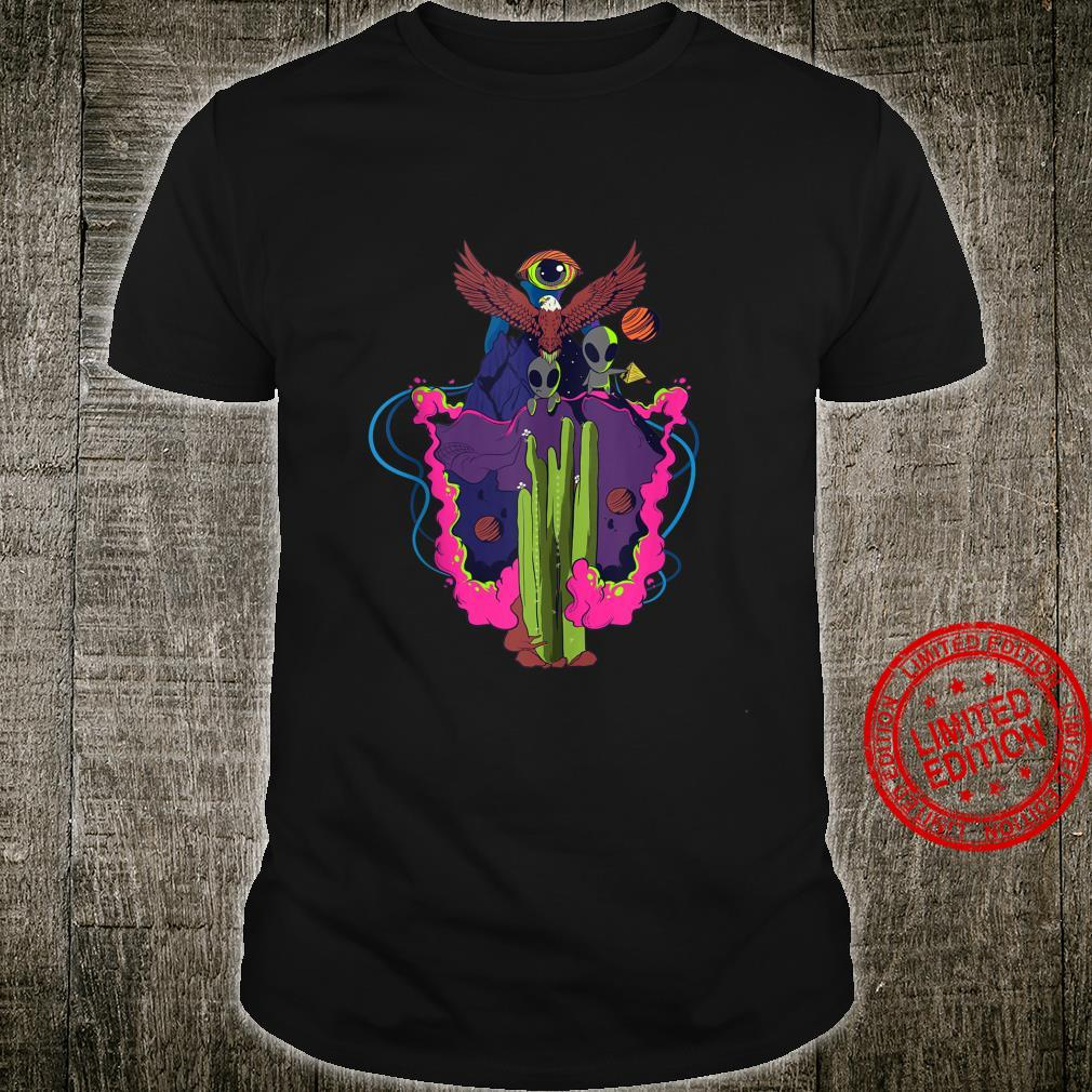 San Pedro Cactus Psychedelic Mescaline Shirt