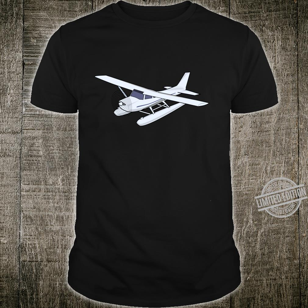 Sea Plane Owner Private Pilot Aviator Shirt