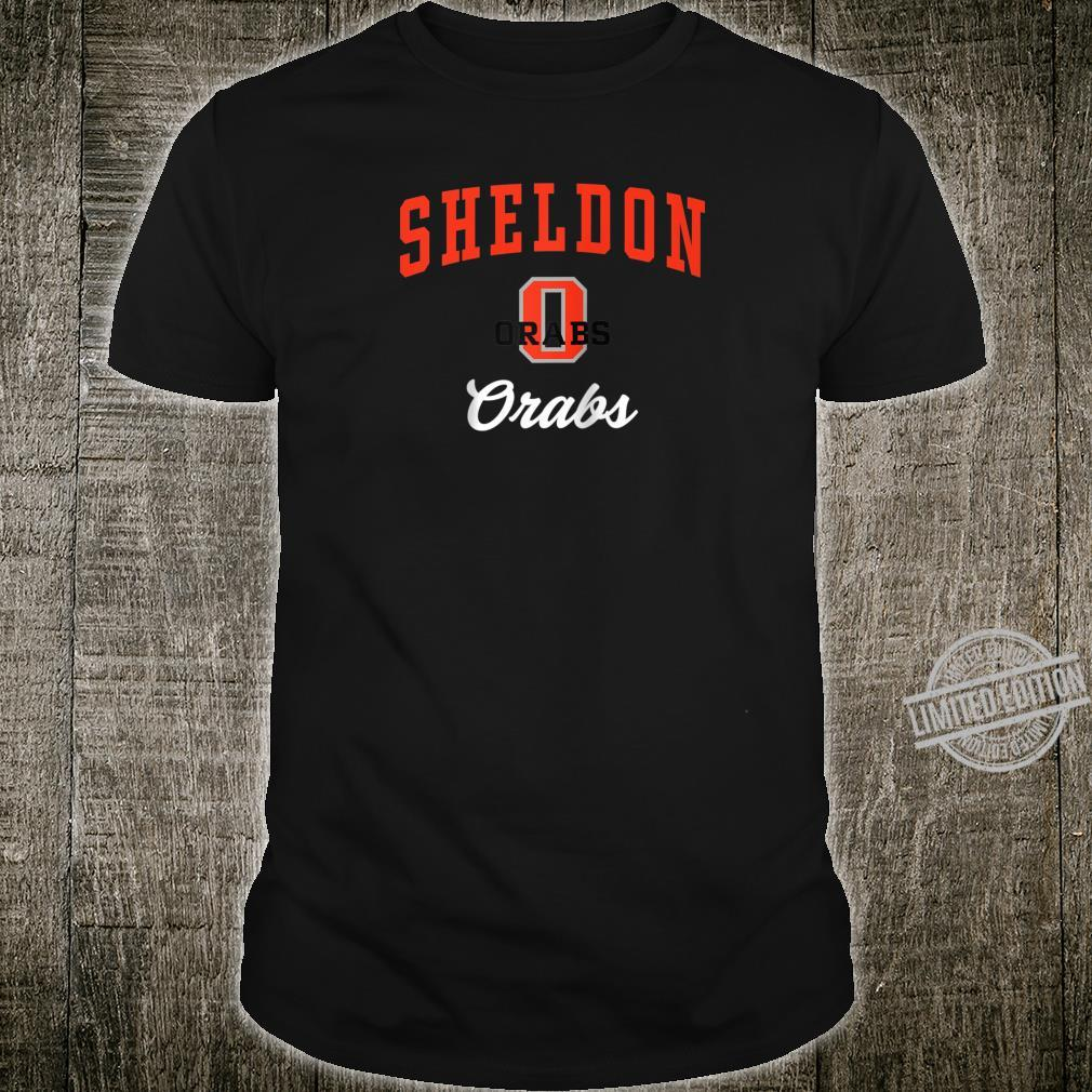 Sheldon High School Orabs Shirt