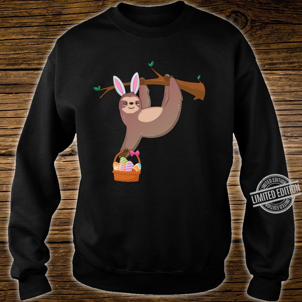 Sloth Easter Eggs 2020 Shirt sweater