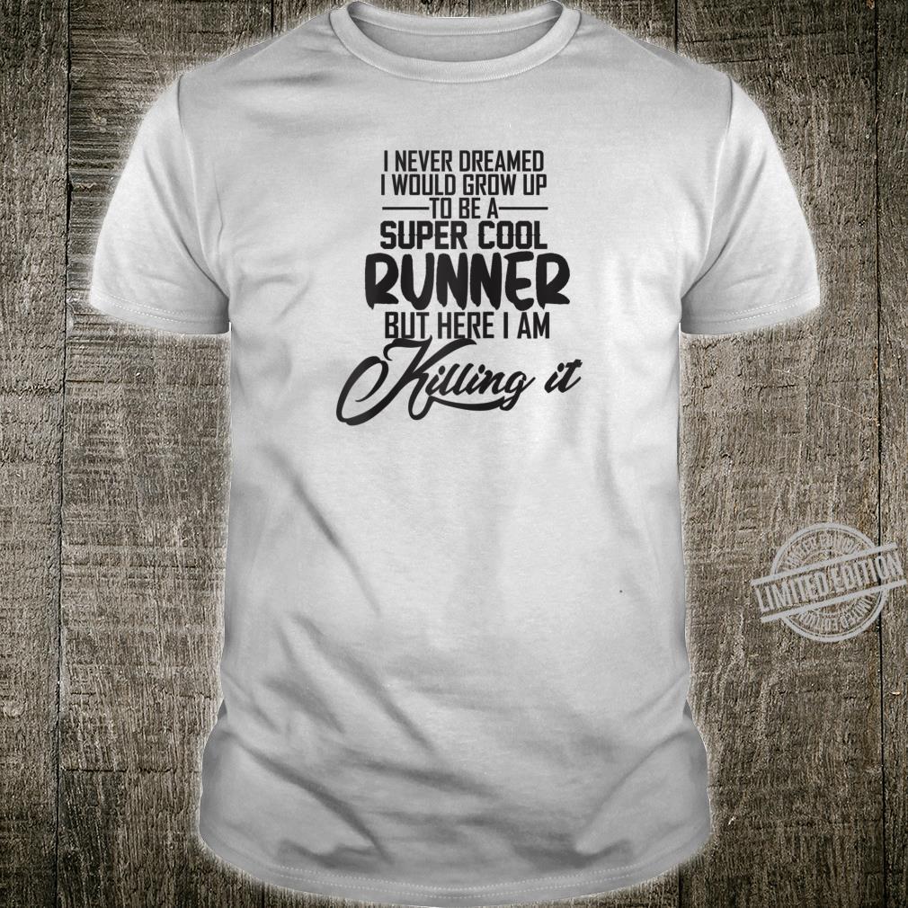 Super cool runner cross country Shirt