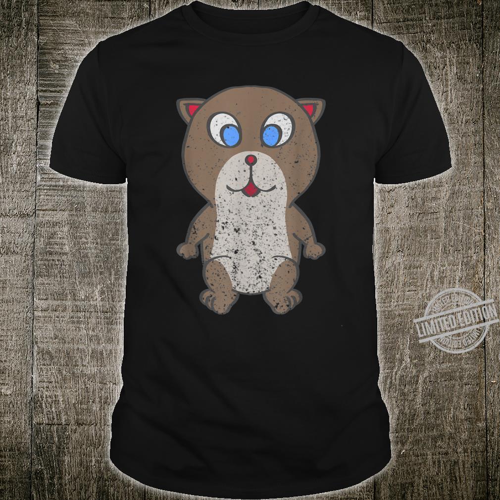 Vintage Otter Fans Geschenk Shirt
