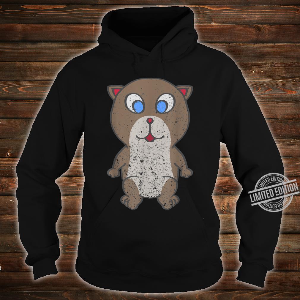 Vintage Otter Fans Geschenk Shirt hoodie