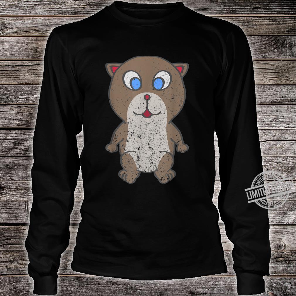 Vintage Otter Fans Geschenk Shirt long sleeved
