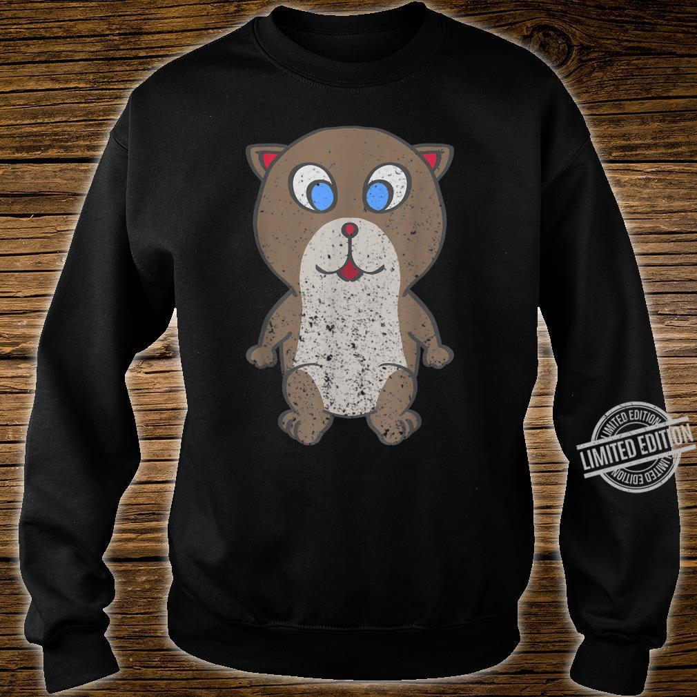 Vintage Otter Fans Geschenk Shirt sweater