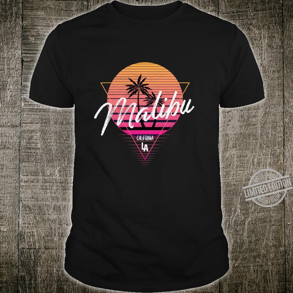 Vintage Retro Malibu Shirt