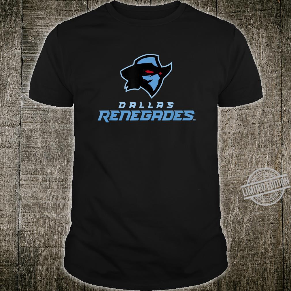 VintageDallasFootballSeason2020Renegades Shirt