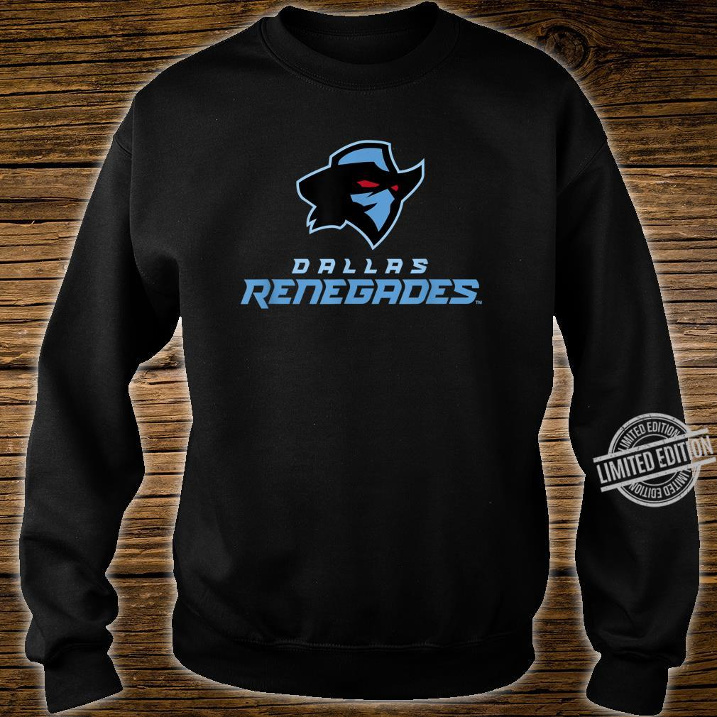 VintageDallasFootballSeason2020Renegades Shirt sweater