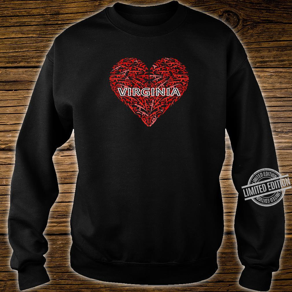 Virginia Gun Rights Rally 2nd Amendment USA Concealed Carry Shirt sweater
