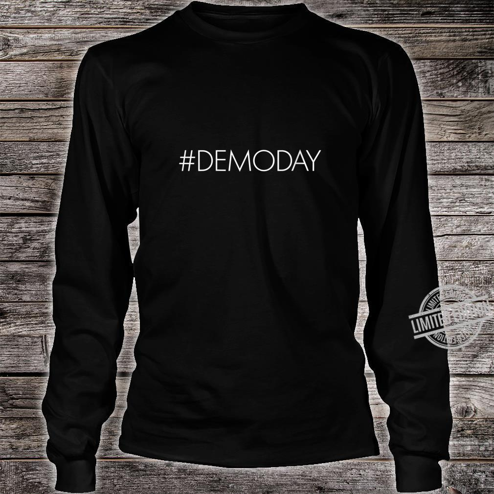 Womens Demo Day Hashtag Demoday House Flipper Fixer Shirt long sleeved